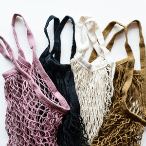 Mesh Shopping  Bag