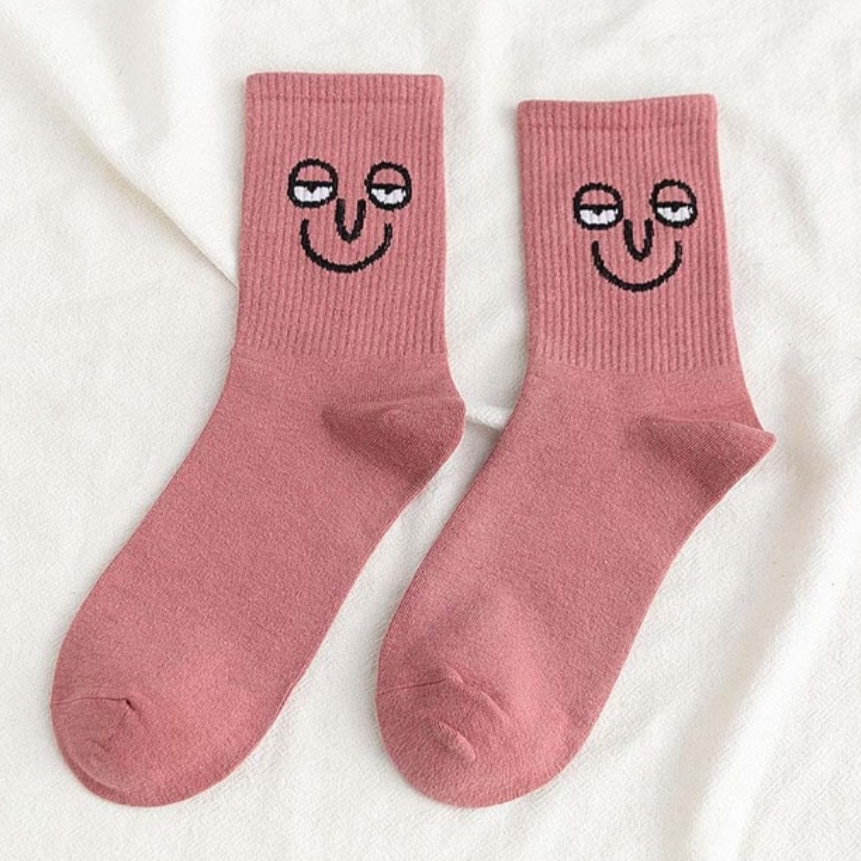 Hunter & Hare It's All Good Emotional Socks