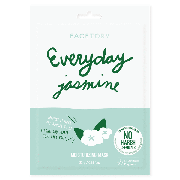 Facetory Everyday Jasmine Sheet Mask