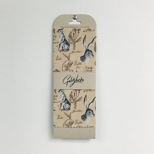 Goldilocks Wax Wrap - Rabbit (Single Medium)