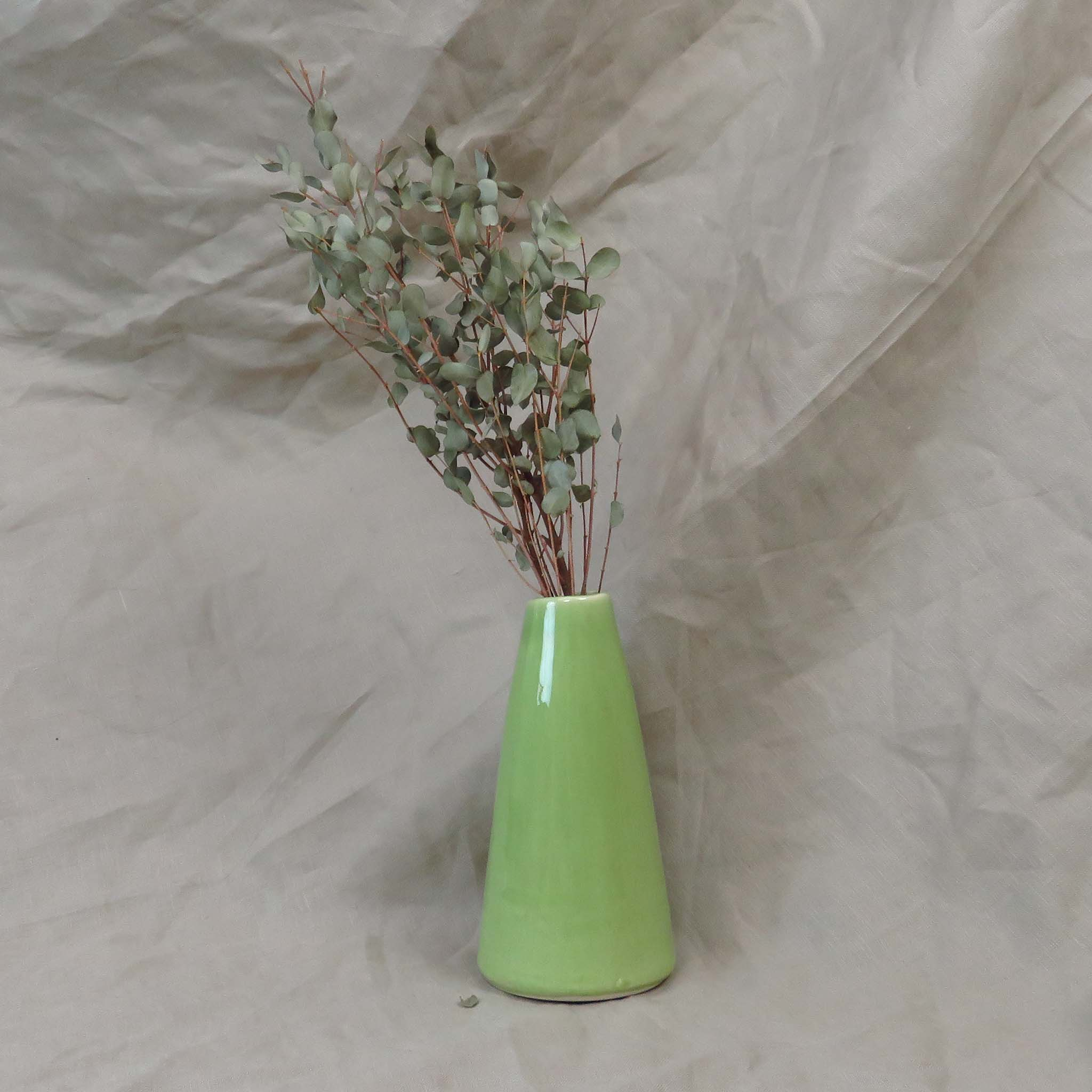Creative Co-Op Pistachio Green Extra Large Vase