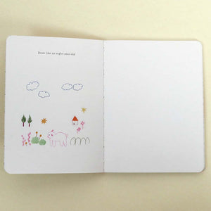 Wake up your imagination: A journal for creative play by Jenny Ronen Journal Prompt