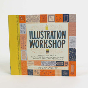 Raincoast Books Illustration Workshop by Mary Kate McDevitt