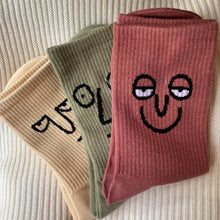 Hunter & Hare Full Spectrum of emotions Socks