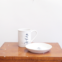 Indaba Trading Co Matching Botanical Dish and Mug