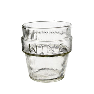 Indaba Trading Co. Wine Drinking Glass