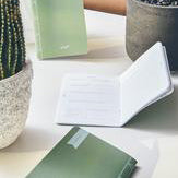 Kaye Notebook Plants Lifestyle