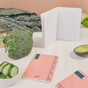 Kayé Notebook - Food