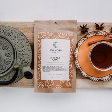 New Moon Masala Chai