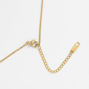 necklace gold clasp
