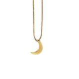 Sugar Blossom - Stella Crescent Moon Necklace