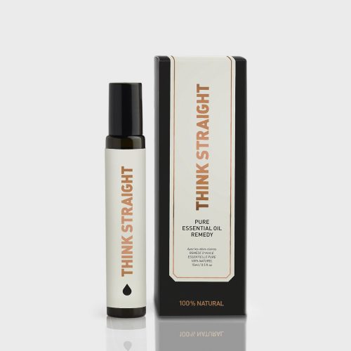 Way of Will Think Straight Aromatherapeutic Remedy Unboxed