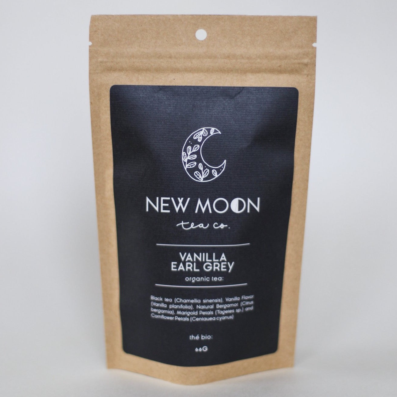 New Moon Tea Co. Vanilla Earl Grey Tea
