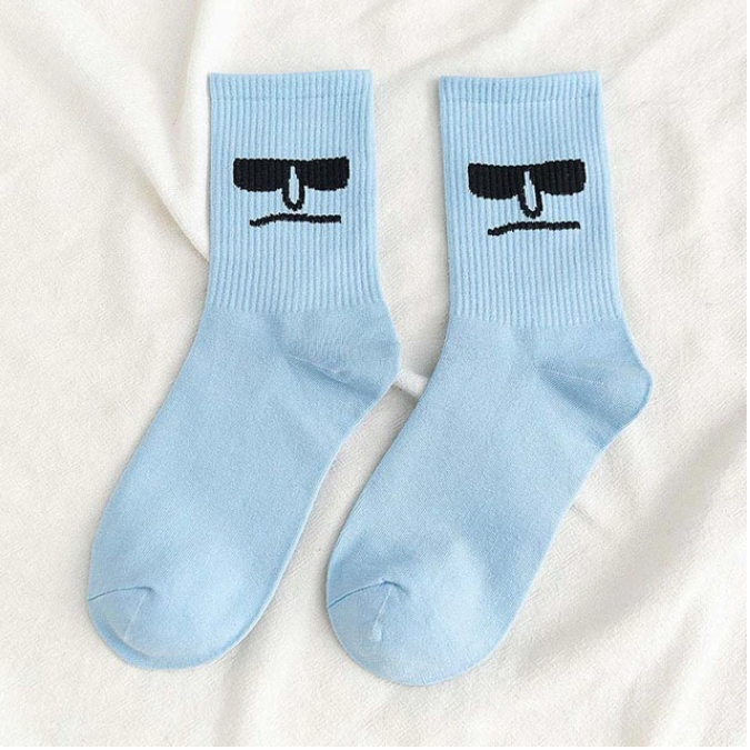 Incognito Emotional Socks