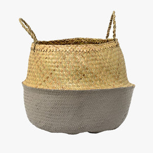 Colour Dipped Belly Basket - 2 Colours