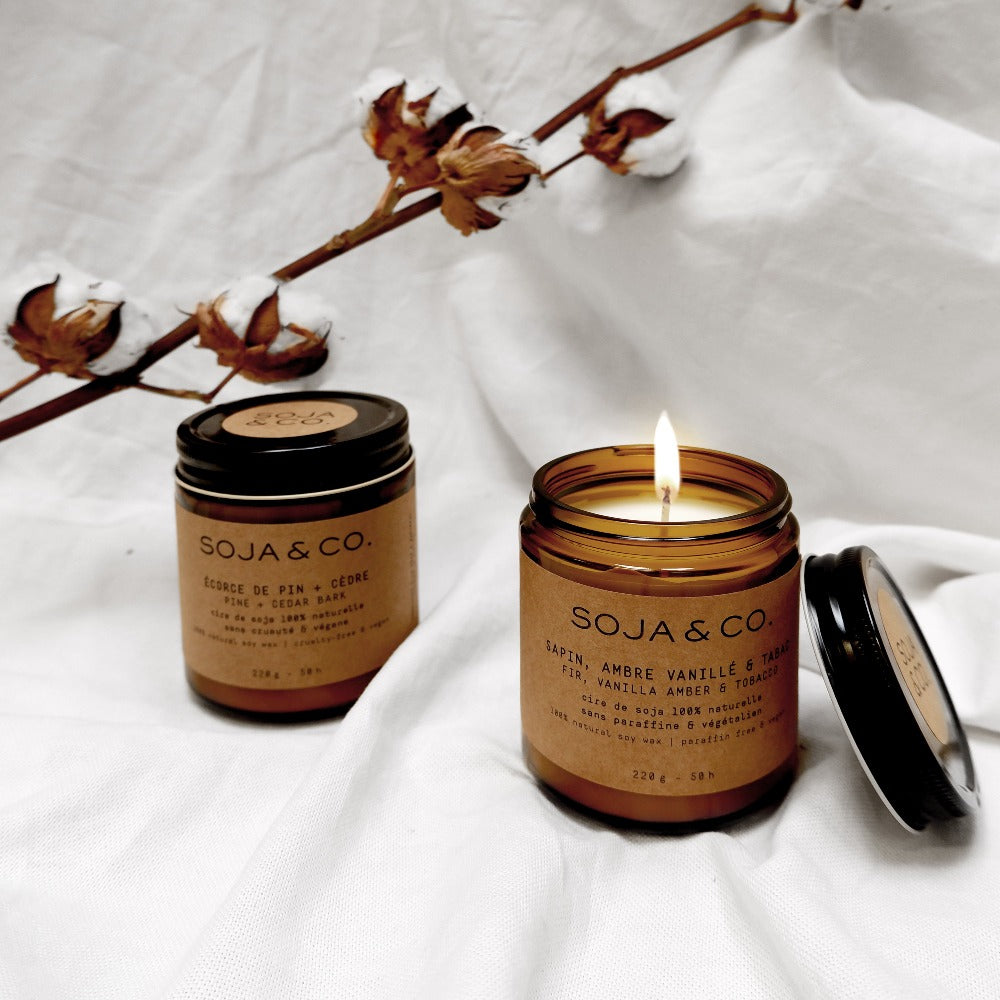 Soja & Co. Candles