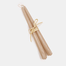Sandstone Tapered Candles (Two Sizes)