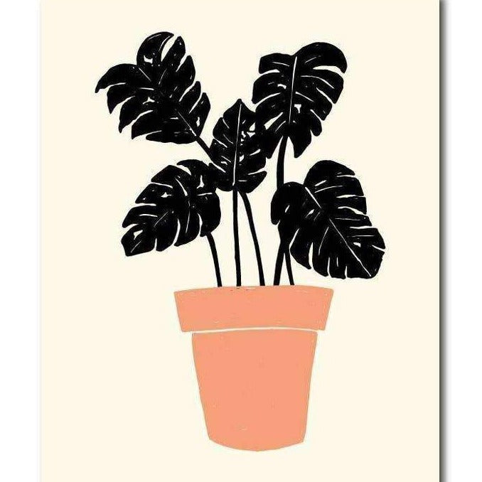 Black Lab Studio - Plant Series No. 3 Botanical Art Print