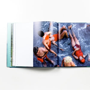 Summertime Joanne Dugan Hardcover Book Pool Spread