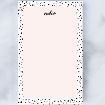 Idlewild Co. Speckled Notepad