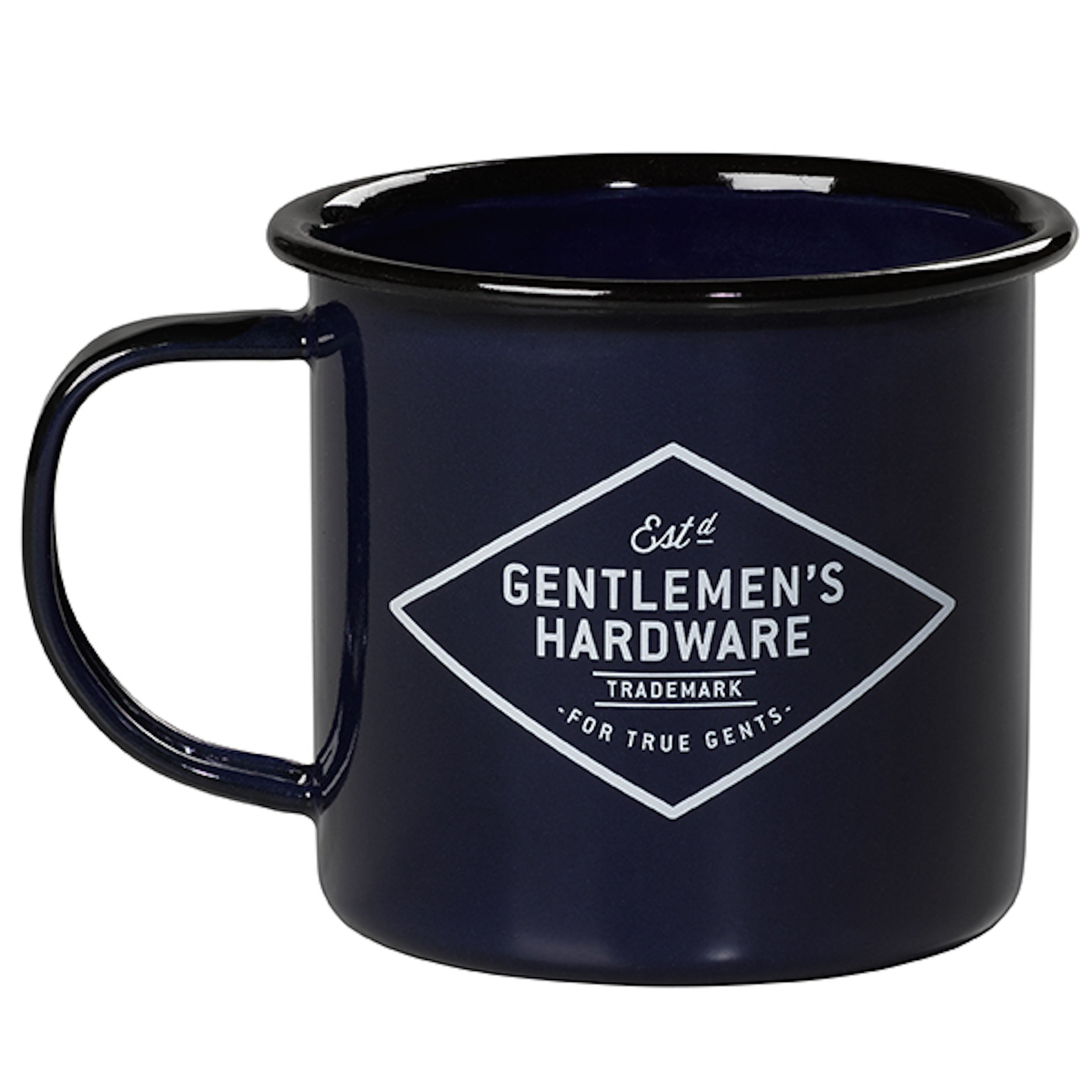 Gentlemen's Hardware The Adventure Begins Enamel Mug