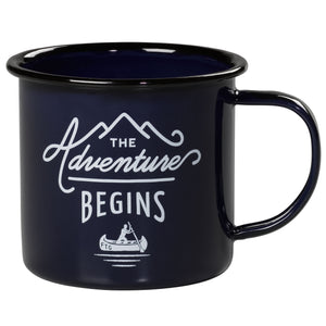 Gentlemen's Hardware The Adventure Begins Navy Blue