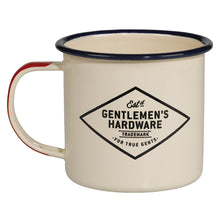 Gentlemen's Hardware Cream Enamel Mug