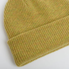 Delusion MFG Merino Wool Toque Mustard 1