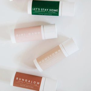 Land of Daughters - Let's Stay Home Solid Perfume