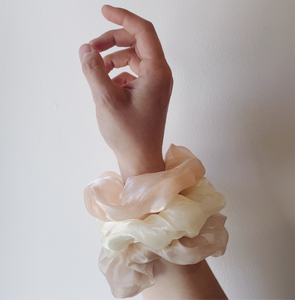 Tulle Scrunchie