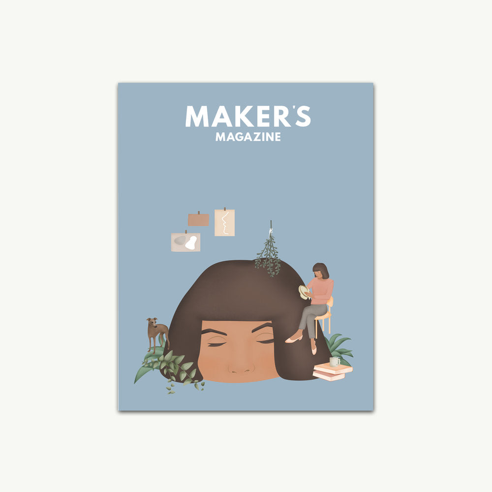 Maker's Movement - Issue 5: Home