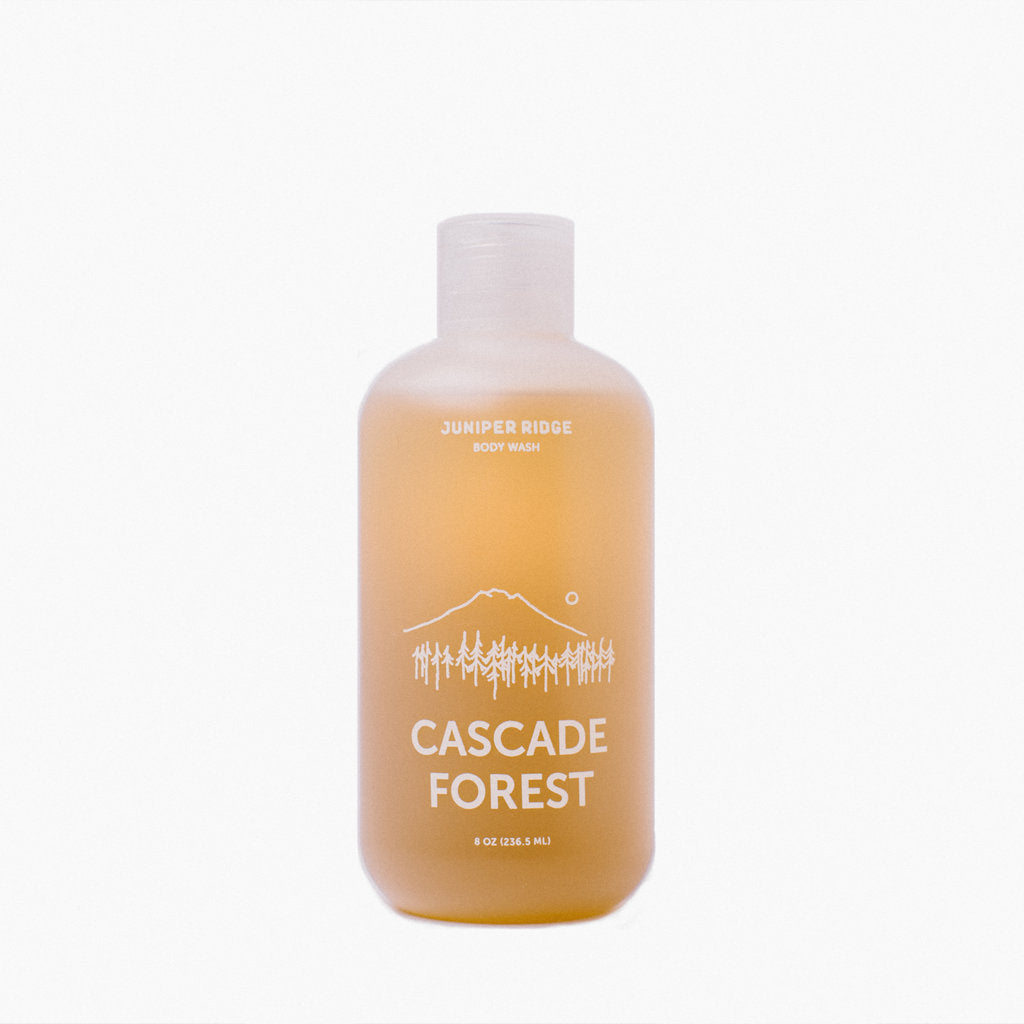 Juniper Ridge -Cascade Forest Body Wash 8oz