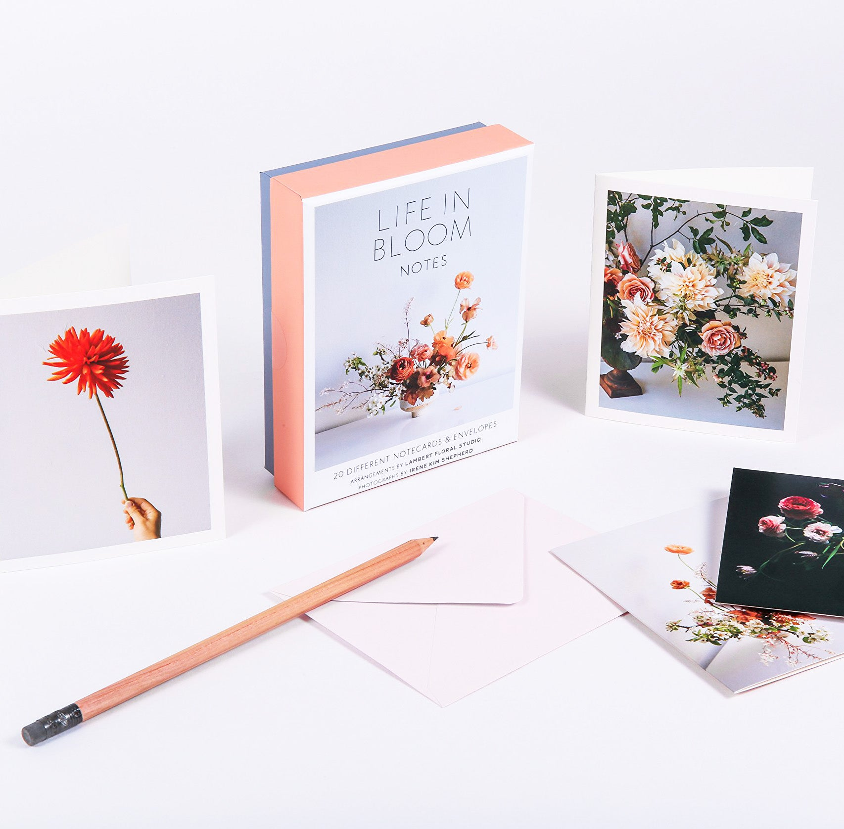Life In Bloom Notecards