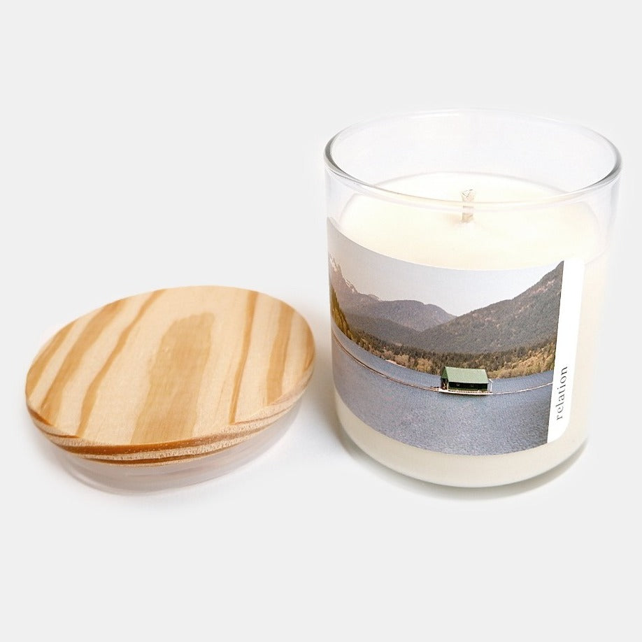 Relation Candles: Cabin Dweller - Balsam + Cedar