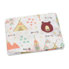Load image into Gallery viewer, Adorable 100% Cotton Muslin Swaddle Blanket