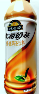 娃哈哈呦呦奶茶原味500ml (Bebida te chino sabor orginal 500ml)