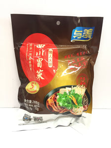 与美四川麻辣冒菜288g(Fideo de arroz inst.picante 288g)
