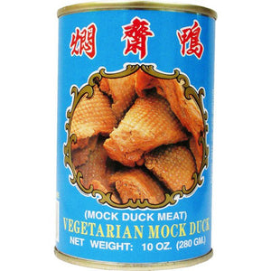 伍中斋鸭280g mock duck meat