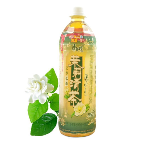 康师傅茉莉清茶550ml referesco de jazmin