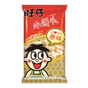 旺仔小馒头210g galletas de arroz