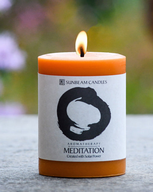 Mediation Aromatherapy Pillar