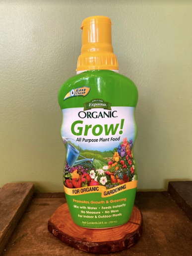 Epsoma Organic All Purpose Plant Food 24fl oz