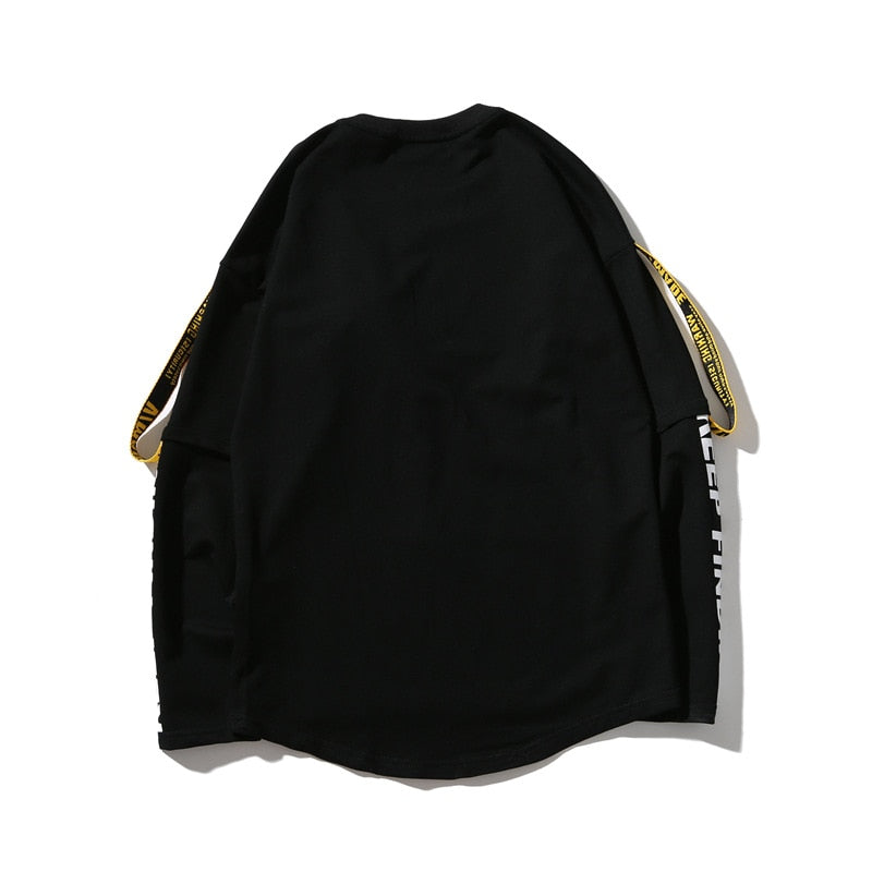 Sweatshirt Keep Finding