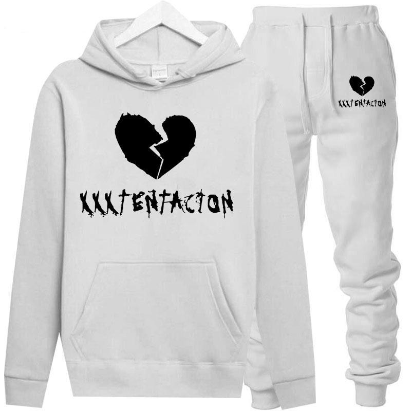 Ensemble Sweatshirt + Jogging XXXTENTACION