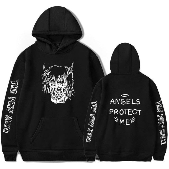 Sweatshirt Lil Peep Angels