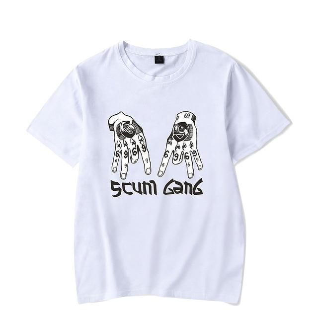 T-shirt Scum Gang 6IXNINE