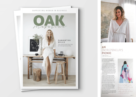 Oak Magazine Issue 7 Picnic Season