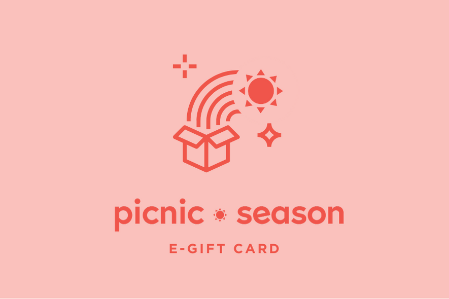 picnic season e-gift card