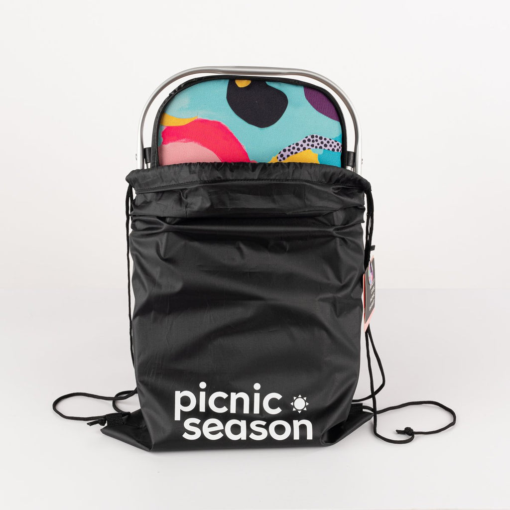 sunshine and lollipops really cool insulated picnic basket