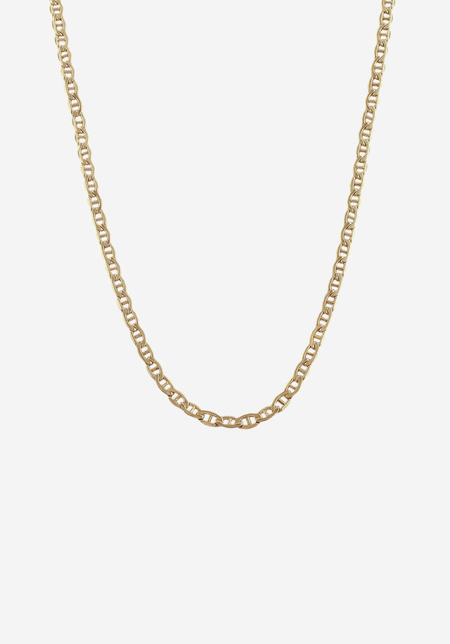 ANCHOR DIAMOND CUT CHAIN